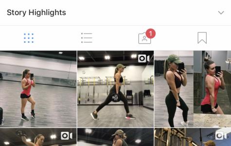 LSHS Senior Takes Fitness Journey to Social Media