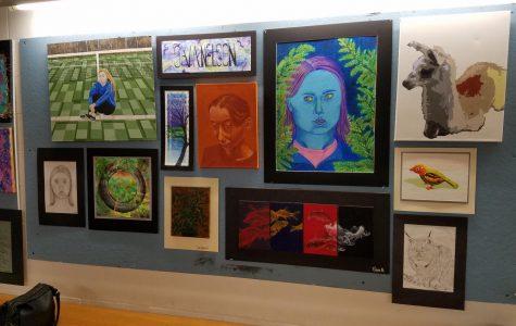 The Lake Shore Art Department Presents: The Senior/Junior Art Show