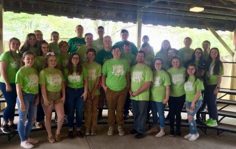 Lake Shore Show Choir Prevails at Darien Lake Music Competition