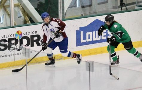 Youngest Kromer's hockey career paves way to a college decision
